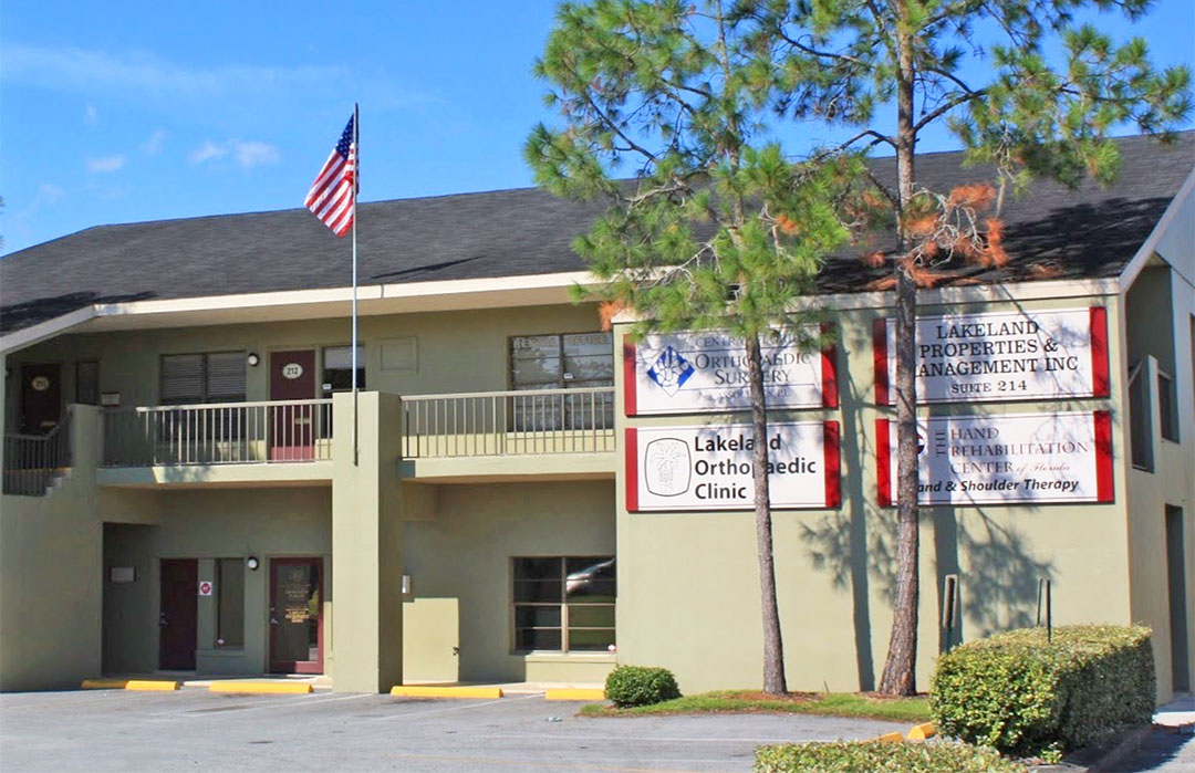 central florida orthopaedic surgery associates offices lakeland fl